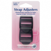 Hemline Strap Adjusters - 25mm